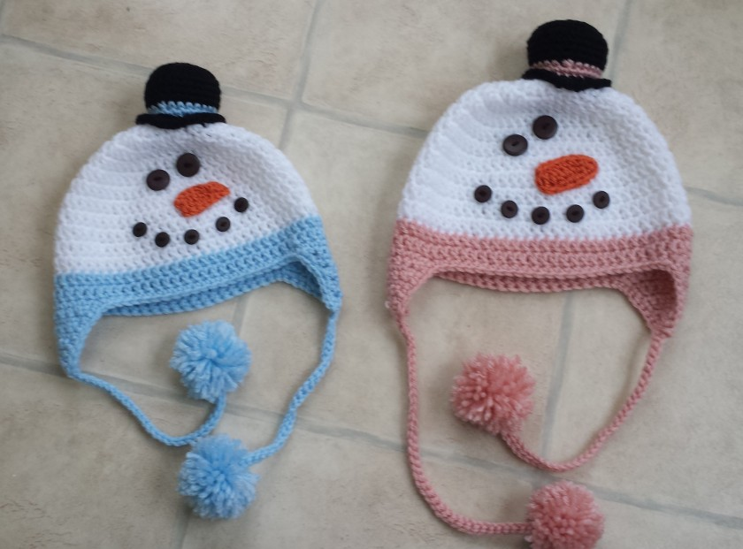 Frosty Hat. Check out more crochet hats here! 81a29a71b5d