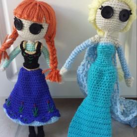 Frozen Girls
