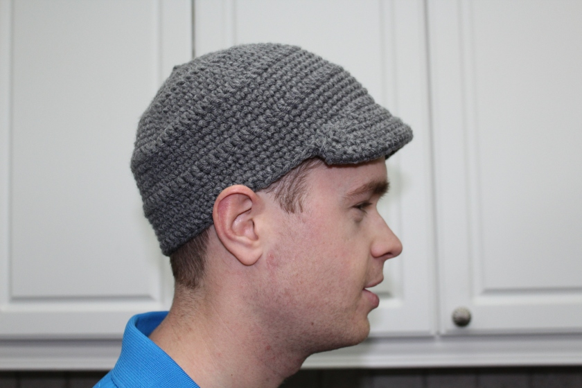 Men's Brimmed Hat