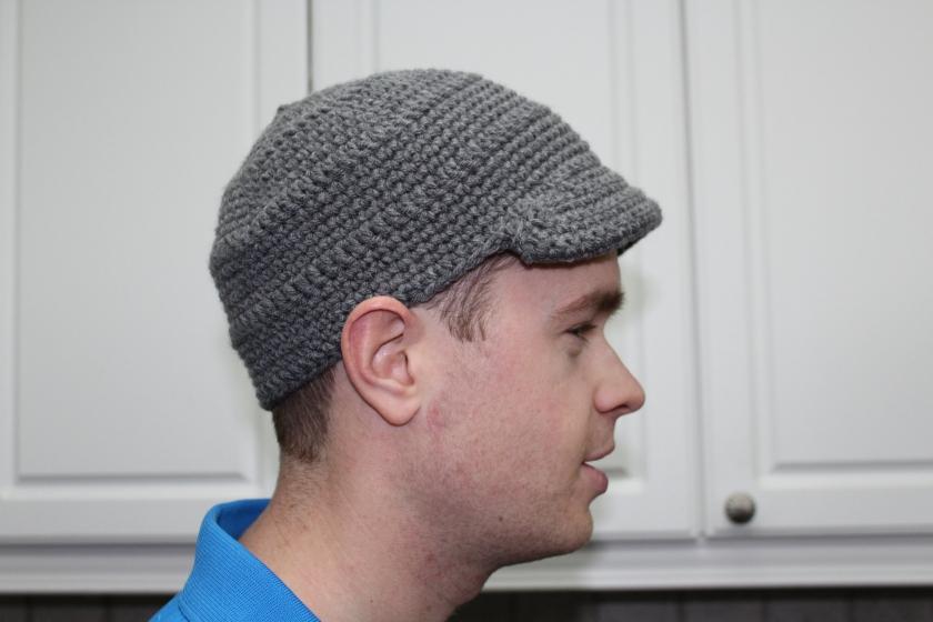 Men's Brimmed Hat