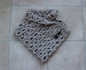 Margaret Button Cowl