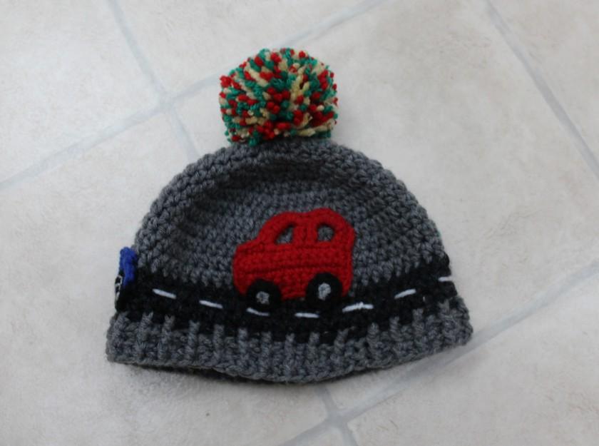 Traffic Hat