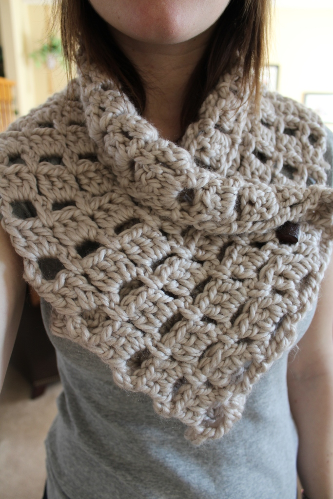 Button Cowl
